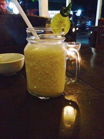 Warung Enak : Delicious Pineapple Juice