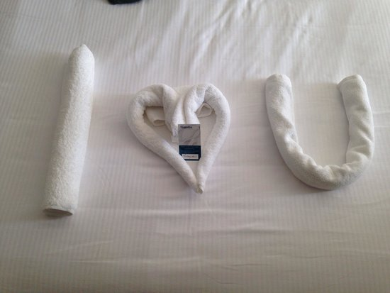 Royalton White Sands Resort: Thanks Jodey-Ann. We Love you too. Your work was excellent