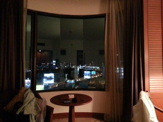 Century Park Hotel: Panorama camera 17° piano