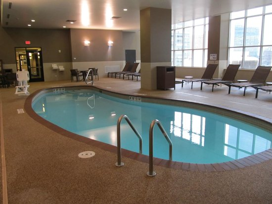 Hyatt Place Minneapolis Downtown Hotel Pool