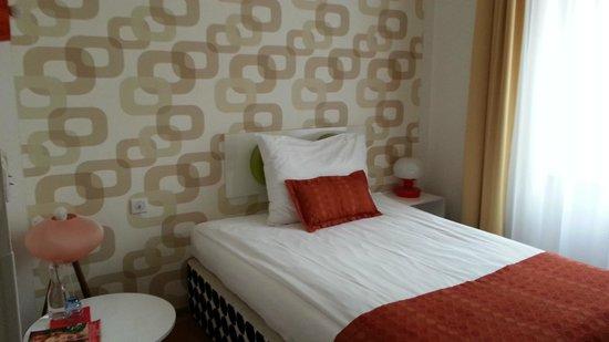 Vintage Design Hotel Sax: Standard single room