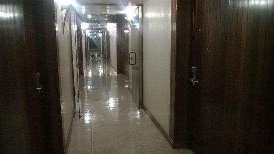 Hotel Princesa Louçã : tudo velho