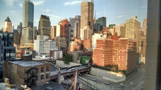 Hudson River Hotel: Dia