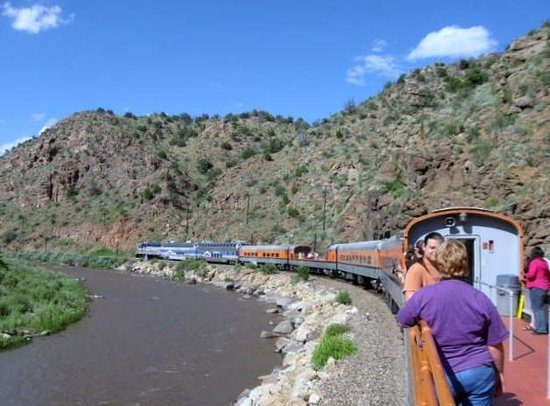 Holiday Motel: Royal Gorge Train Ride