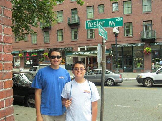 Yesler Way