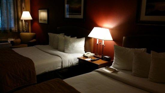 Quality Inn & Suites Boulder Creek: 2 Queen Guest Room