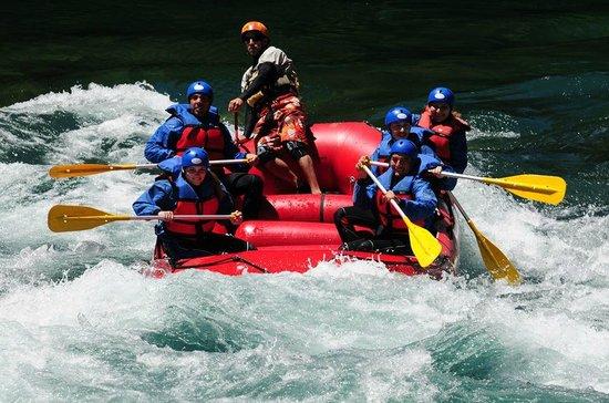 Patagonia Rafting : Rafting Cañón del Manso