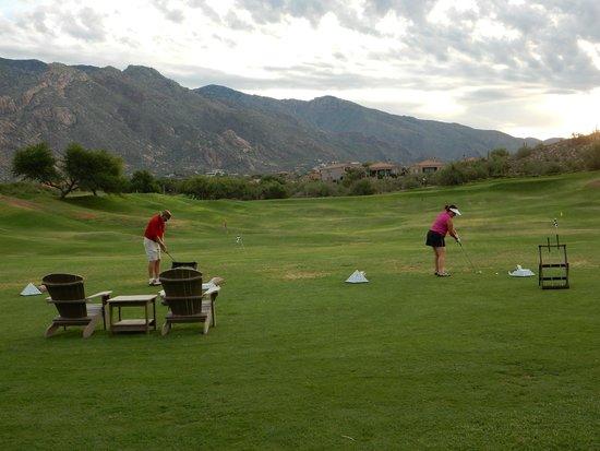 La Paloma Country Club: Complimentary range balls.