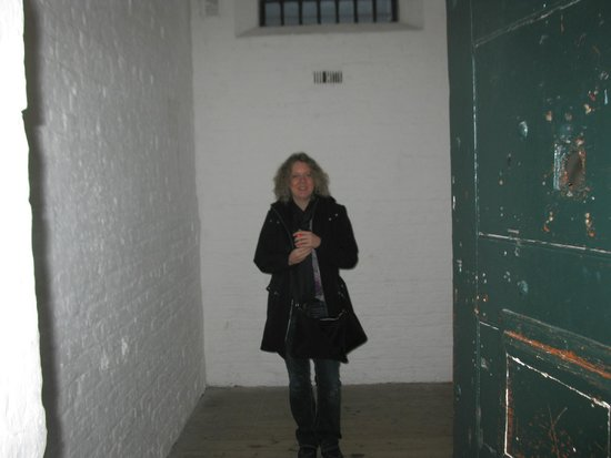 Kilmainham Gaol: Just checking out the accommodations