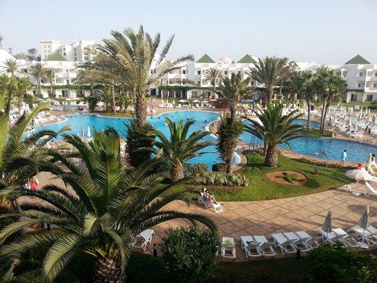 Iberostar Founty Beach : Que piscina mas agradable.