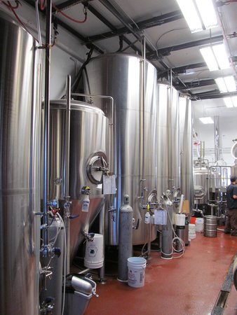 49th State Brewing Company: Brewing facilities