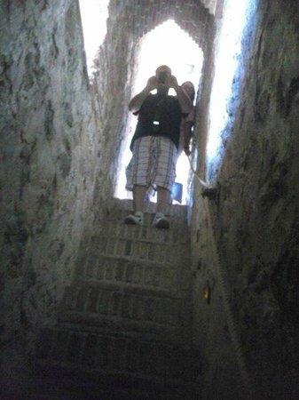 Castillo de Segura de La Sierra: la famosa torre
