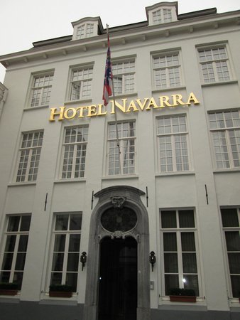 Hotel Navarra Brugge: Exterior