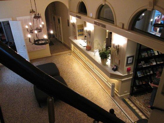 Hotel Navarra Brugge: Reception
