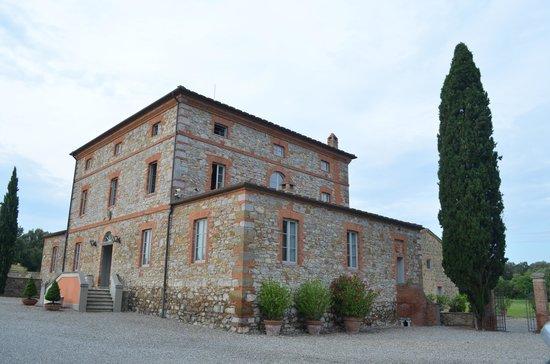 Borgo Scopeto Relais: Vista 1