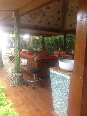 Beqa Lagoon Resort: Spa