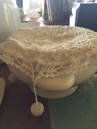 Casa Pan de Miel : El hotel cuida cada detalle, hasta para servir el yogurt artesanal que ofrecen