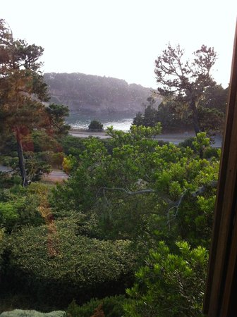 Brewery Gulch Inn: The view from our room