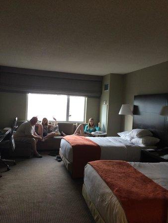 Hyatt Regency Jersey City : Our Room