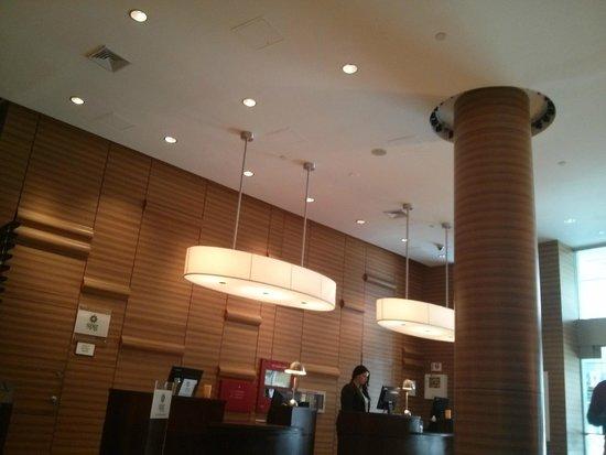 Sheraton Tribeca New York Hotel: Recepção