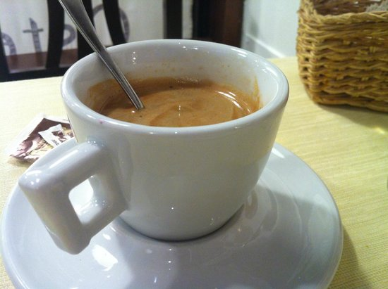 Osteria Ae Cravate : Cafe Americano