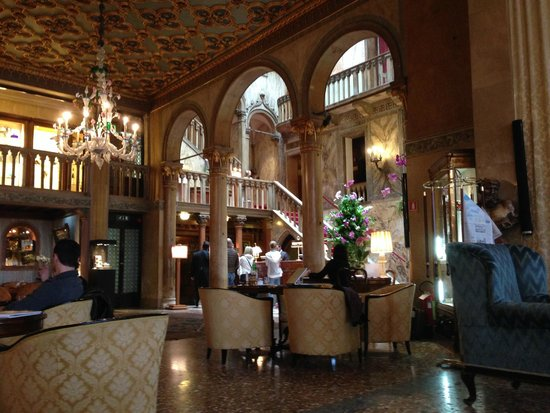 Hotel Danieli, A Luxury Collection Hotel : Area Was Once a Garden