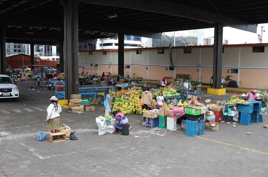 Mercado Iñaquito