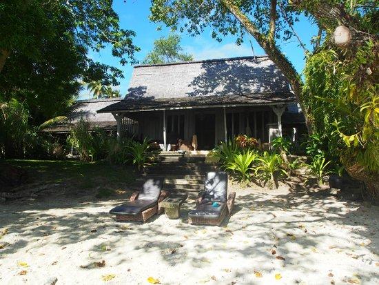 Ratua Island Resort & Spa: Dragon room