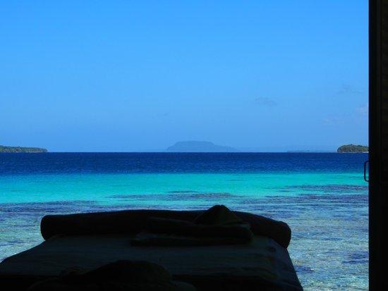 Ratua Island Resort & Spa: view from Spa