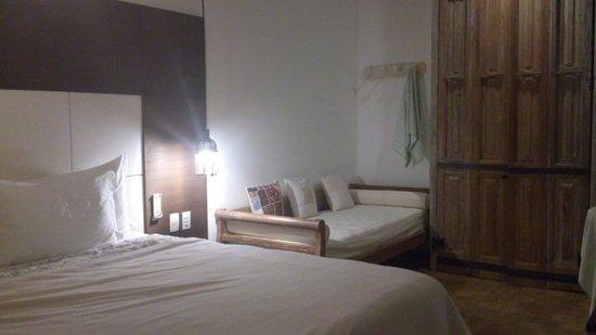Hotel de Lencois: Suíte