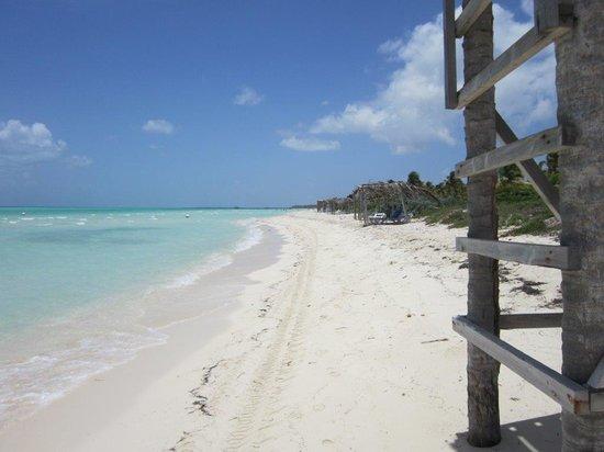 Sol Cayo Guillermo: Sol's Beach