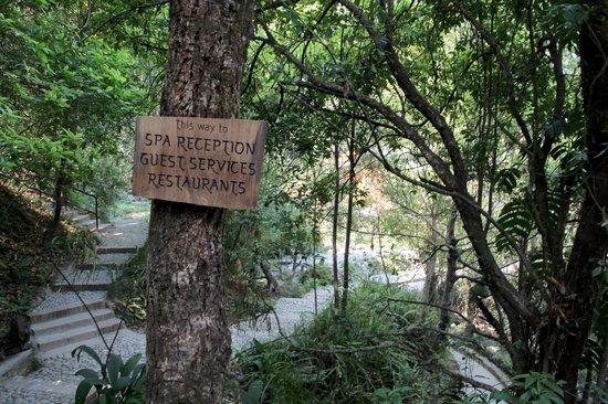 The Dwarika's Resort-Dhulikhel: Resort grounds & garden