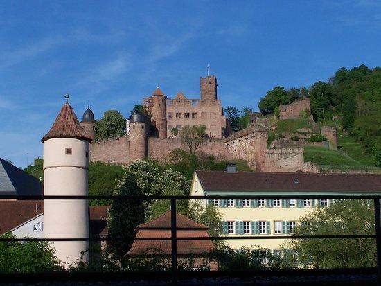 Bronnbacher Hof: Wertheim Castle
