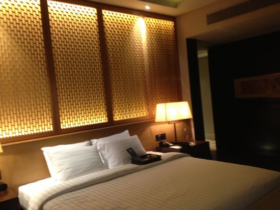 Conrad Koh Samui Resort & Spa: Bedroom