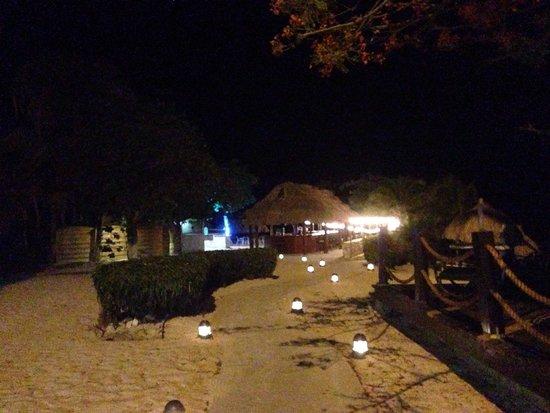 Hilton Curacao: Hotel a noite!