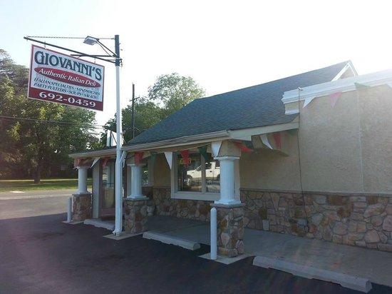 new arrivals 922d7 aec69 Giovanni's Italian American, Vineland - Restaurant Reviews ...