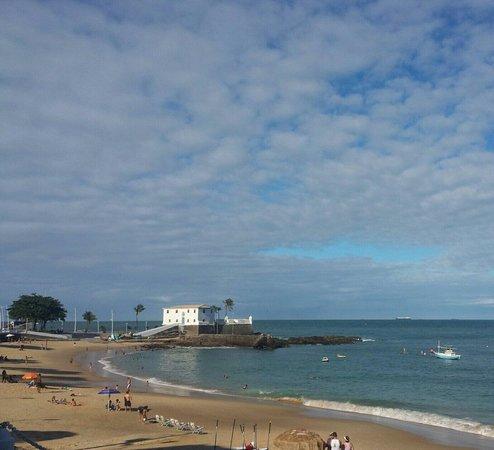 Praia do Porto da Barra : Porto da Barra - Salvador Bahia