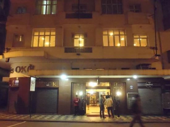 Hotel OK: fachada