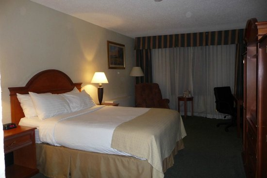 Holiday Inn Burlington : Room
