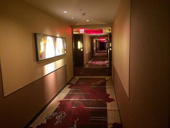 Mandarin Oriental, Las Vegas: Corridoio