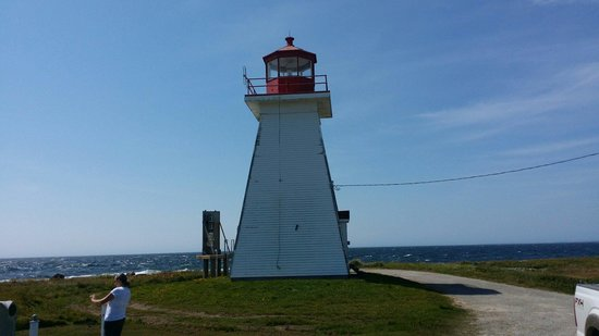 Barrington, Canadá: POINT BACCARO LIGHTHOUSE
