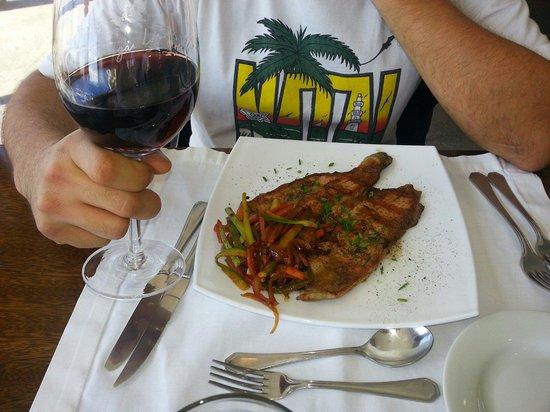 Rincón de López Restaurant: Trucha en rincon Lopez
