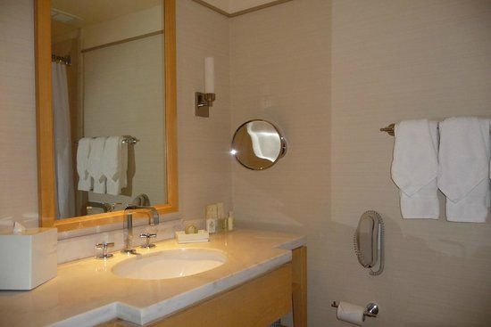 Colonnade Hotel: Bathroom