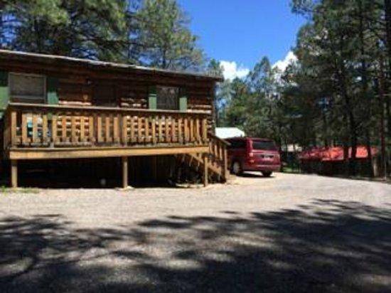 Idle Hour Lodge : Cabin #9