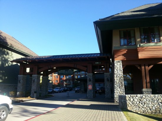 Marriott's Timber Lodge: Entrance