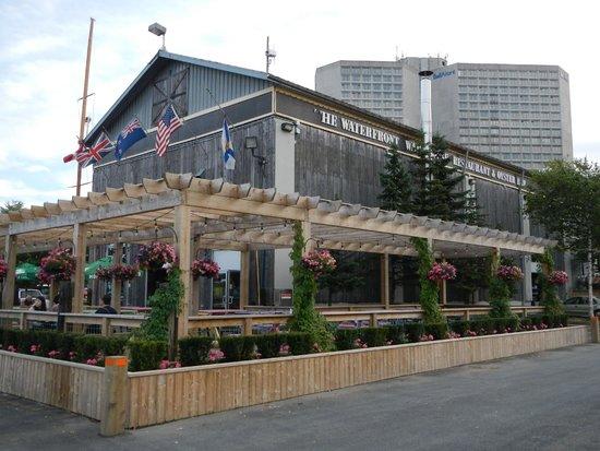 Waterfront Warehouse Restaurant: Waterfront Warehouse, Halifax