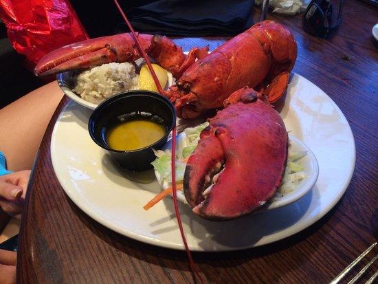 Waterfront Warehouse Restaurant: Lobster - Waterfront Warehouse