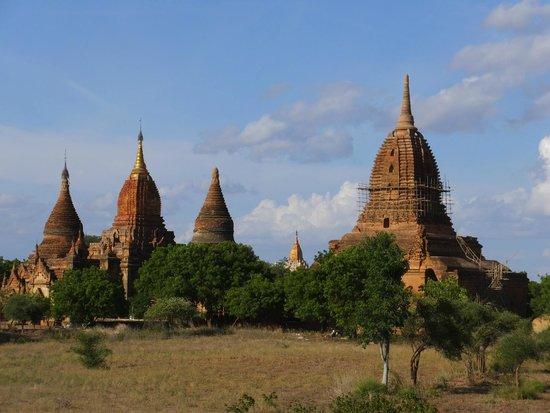 Temples de Bagan : 仏塔 ①