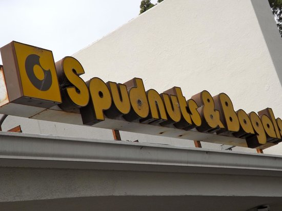 Photo of Restaurant Spudnuts and Bagels at 3629 State St, Santa Barbara, CA 93105, United States