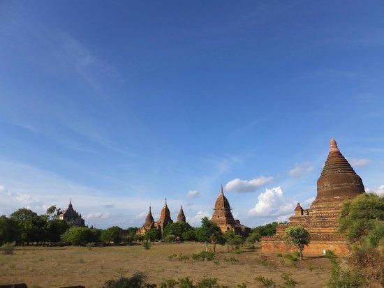 Temples de Bagan : 仏塔 ④